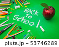 Back to school background 53746289