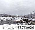 賀茂川 - 雪景色 53750929