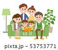 三世代家族 ソファ 53753771