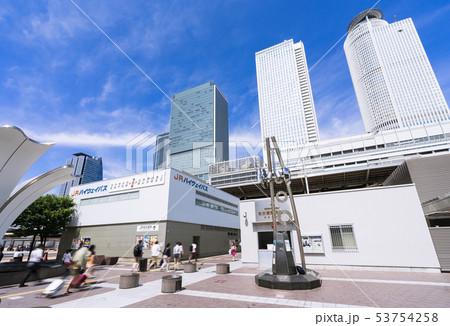 名古屋駅 太閤通口 JRハイウェイバス 切符売り場・待合室 53754258