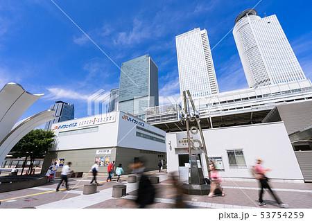 名古屋駅 太閤通口 JRハイウェイバス 切符売り場・待合室 53754259