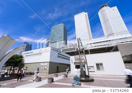名古屋駅 太閤通口 JRハイウェイバス 切符売り場・待合室 53754260