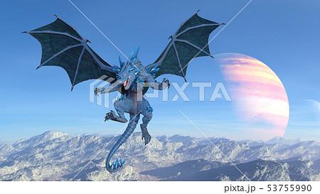 ドラゴン 53755990