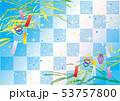 七夕のイメージイラスト 53757800