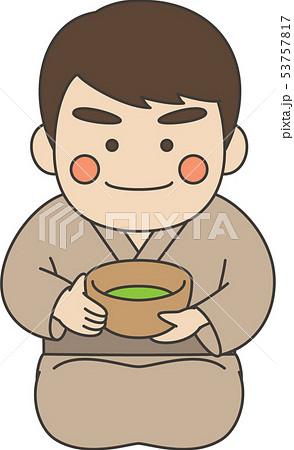 男性キャラクター茶道 53757817