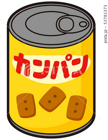 カンパンの缶詰 53781373