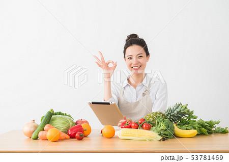 栄養士 料理講師 イメージ 53781469