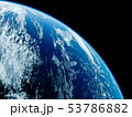 青い地球 53786882
