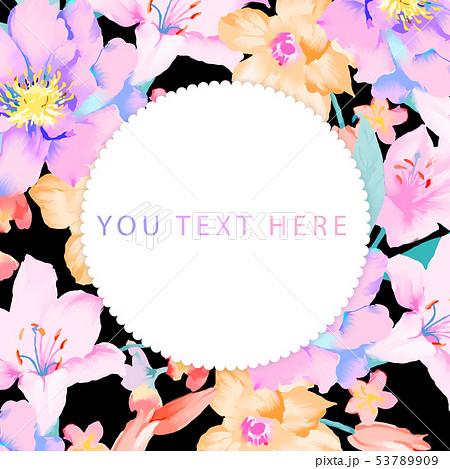 花 フラワー お花 53789909