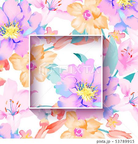 花 フラワー お花 53789915