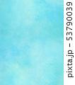 背景-テクスチャ-紙-水彩-ブルー 53790039