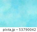 背景-テクスチャ-紙-水彩-ブルー 53790042