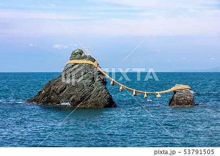 夫婦岩(立石) 二見浦 53791505
