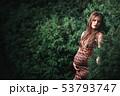 妊娠 妊婦 身重の写真 53793747