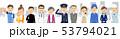 街の人々 53794021