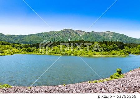 宮城 禿岳とかむろ湖 53795559
