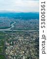 台湾 台北市街地航空写真 53806361