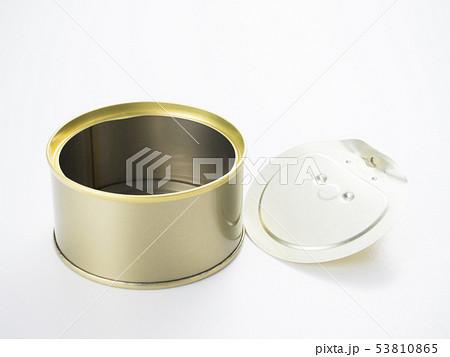 サバ缶の空き缶 53810865