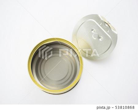 サバ缶の空き缶 53810868