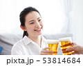 ビール 乾杯 53814684