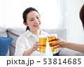 ビール 乾杯 53814685