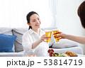 ビール 乾杯 53814719