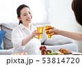 ビール 乾杯 53814720