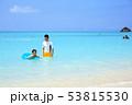 海 海水浴 ビーチの写真 53815530