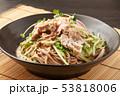 冷しゃぶ蕎麦 53818006