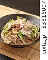 冷しゃぶ蕎麦 53818007