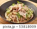 冷しゃぶ蕎麦 53818009