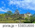【静岡県】新緑の浜松城 53831600