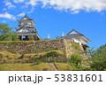 【静岡県】新緑の浜松城 53831601