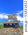 【静岡県】新緑の浜松城 53831632