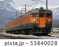 上越線 電車 普通列車の写真 53840028