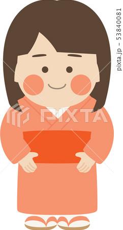 女性キャラクター着物 53840081