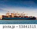 船舶 ポート 泊港の写真 53841515