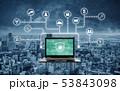 インターネット セキュリティ セキュリティーの写真 53843098