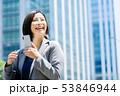 ビジネスウーマン  ビジネスイメージ  働く女性 53846944