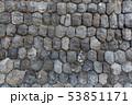 gray stone wall texture 53851171