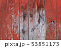 red painted wooden planks texture 53851173