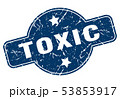 toxic sign 53853917