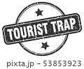 tourist trap grunge stamp 53853923
