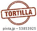 tortilla stamp 53853925