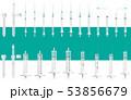 注射器 注射 医学のイラスト 53856679