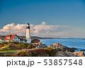 Portland Head Lighthouse, Maine, USA. 53857548