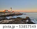 Portland Head Lighthouse, Maine, USA. 53857549