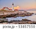 Portland Head Lighthouse, Maine, USA. 53857550