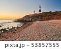 Montauk Lighthouse and beach 53857555