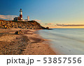Montauk Lighthouse and beach 53857556